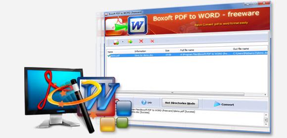ocr pdf to word freeware